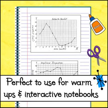 Graph Paper - 4 Mini Sheets per page