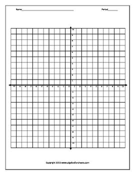 Graph Paper - 4 Options