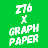 Graph Paper Collection - 276 Different Types!