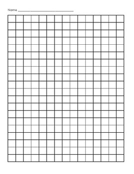 Graph Paper - FREE