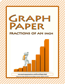 Graph Paper - Inches ★ FREEBIE ★