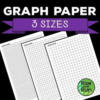Graph Paper Freebie, 3 sizes