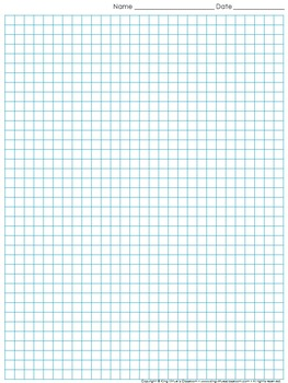graph paper teaching resources teachers pay teachers