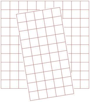 Graph Paper - Half Inch