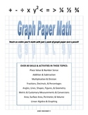 Graph Paper Math - complete k-6 math textbook and homeschool teaching resource