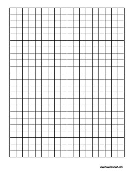 graph paper grid teaching resources teachers pay teachers
