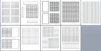 Graph Paper Variety Pack