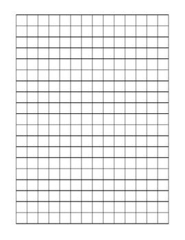 Graph Paper Various Sizes