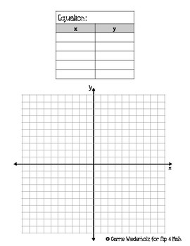 Graph Paper for Clearboards
