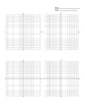 Graph Paper for Students