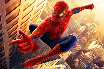 Graph, Shift, Shrink, and Stretch Quadratic Equations. And Let's Help Spiderman