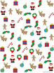 Graph & Tally Poster Set: Christmas Pictures