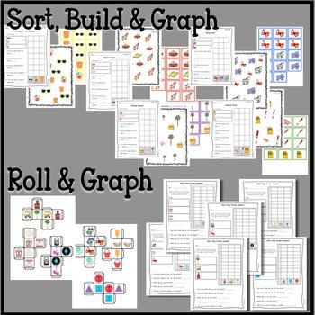 Graph, Tally, and Interpret Data {Common Core Aligned}