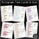Graph Task Card Bundle {Bar Graphs, Pictographs, Line Plots}