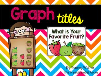 Graph Titles FREEBIE