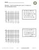 Coordinate Plane Word Problems Workbook - 5.G.2