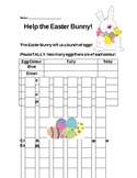 Graph and Tally Easter Eggs