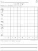 Graph and Tally Poster Set: Ocean Pictures