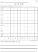 Graph and Tally Poster Set: Weather Pictures