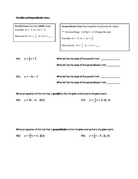 Graph and Write Linear Functions