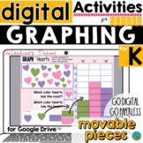 Graph for Kindergarten for Google Slides DISTANCE LEARNING