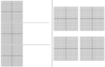 Graph paper - This is the one you want!!!