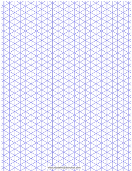 Graph paper and Isometric paper