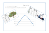 Graph skills - Match up activity for starter, plenary, AFL.