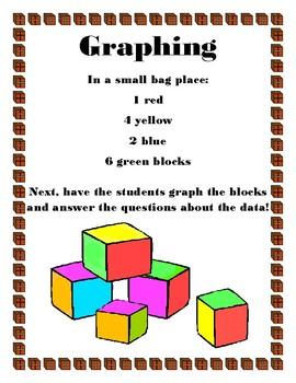 Graph the Color Tiles