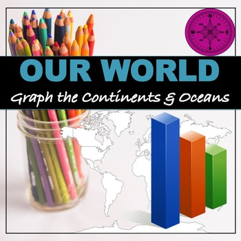 """Continents and Oceans """"Graphing"""""""
