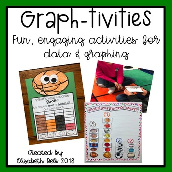 Graph-tivities: A Data & Graphing Pack