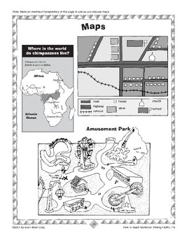 Graphic Components: Maps