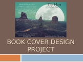 Graphic Design-Book Cover Design Project Steps PowerPoint