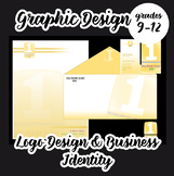 Graphic Design - Business Identity: Logo Design Unit Plan