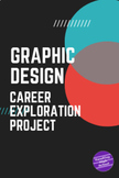Graphic Design Career Exploration - InDesign Infographic