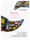 Design Principles & Considerations
