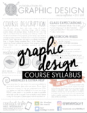 Graphic Design Infographic Syllabus