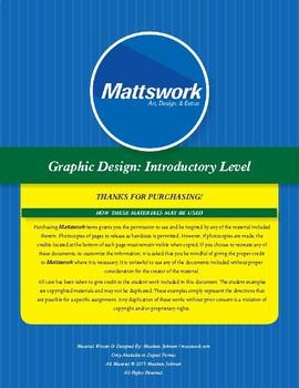Graphic Design Level 1: Design Binder