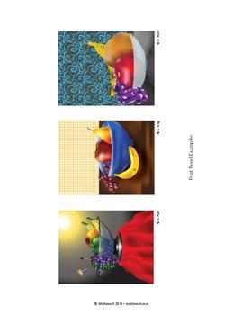 Graphic Design Level 1: Fruit Bowl