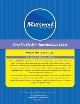 Graphic Design Level 2: Digital Self Portrait