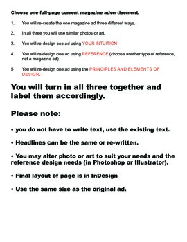 Graphic Design - Three Ways to Design