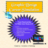 Graphic Designer - Career Simulation (Career Exploration) | Distance Learning