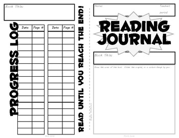Graphic Nonfiction Reading Journal
