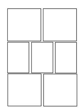 Graphic Novel Board