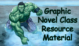 Graphic Novel Class Resource Material