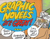 Graphic Novel/Comic Text Features