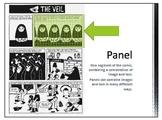Graphic Novel Genre Mini Unit for Persepolis