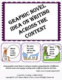 Graphic Novel Idea on Writing Across the Content