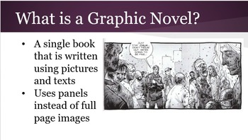 Graphic Novel Introduction