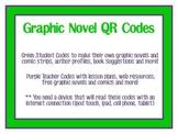 Graphic Novel QR Codes